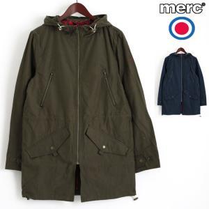 メルクロンドン Merc London コート フーディーパーカ ライトコート W1 プレミアム 2色|ukclozest