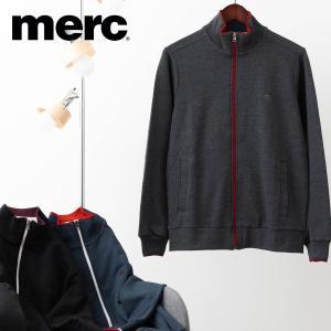 メルクロンドン Merc London トラックトップ ジャージ 3色 カーディガン ライン W1 プレミアム メンズ|ukclozest