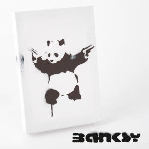 """BANKSY CANVAS ART SMALL キャンバス アートパネル ポスター スモール  """"P..."""