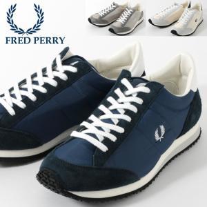 フレッドペリー 正規販売店 Fred Perry スニーカー シューズ ヴィンソン ナイロン ツイル 3色|ukclozest