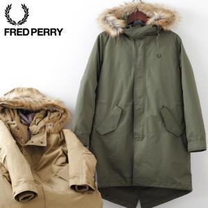 Fred Perry 正規販売店 FRED PERRY (フレッド・ペリー)の フィッシュテイルモッ...
