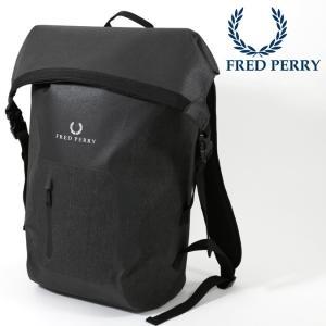 フレッドペリー 正規販売店 Fred Perry リュックサック バックパック シェルター 76×27.5x21.5cm ブラック|ukclozest