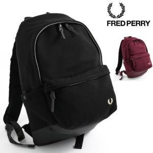 フレッドペリー Fred Perry 正規販売店 リュックサック バックパック デイパック 46×2...