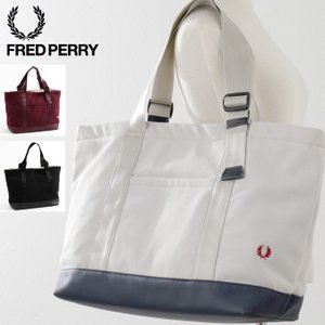 【送料無料】 ショルダー バッグ かばん 鞄 旅行 黒 赤紫 灰 月桂樹 フレッド・ペリー f954...