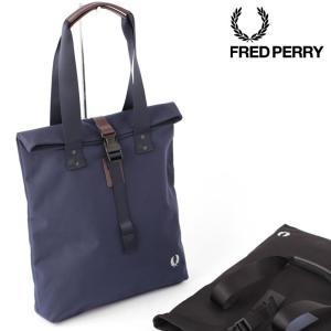 フレッドペリー メンズ トートバッグ 41×34×11cm Fred Perry エコバッグ ショッ...