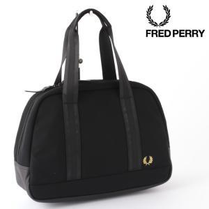 フレッドペリー メンズ グリップバッグ ハンドバッグ  40×28×14cm Fred Perry ...