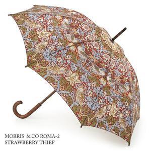 英国王室御用達 モリス 【送料無料】 傘 ブランド 正規 モリス fultonl715strawbe...