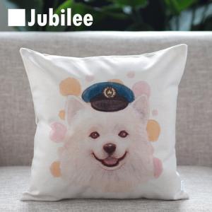 Jubilee London クッションカバー 北欧デザイン 45×45 【送料無料】 スピッツ ポ...