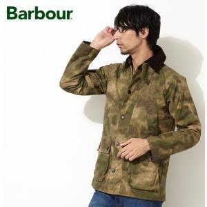 Barbour バブアー Bedale SL バーブアー ビデイル ジャケット 正規品 オイルドジャケット ワックスド ライディング SLカモ カモフラージュ メンズ|ukclozest