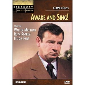 (中古品) Awake & Sing [DVD] [Import]  【メーカー名】 Kul...