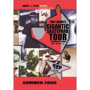 (中古品) Tony Hawk's Gigantic Skatepark Tour 2000 [DV...
