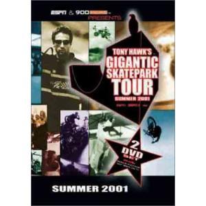 (中古品) Tony Hawk's Gigantic Skatepark Tour 2001 [DV...