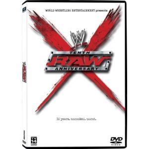 (中古品) Wwe: Raw Tenth Anniversary [DVD] [Import]  【...