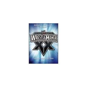 (中古品) WWE レッスルマニア20 [DVD]  【メーカー名】 ジェネオン エンタテインメント...
