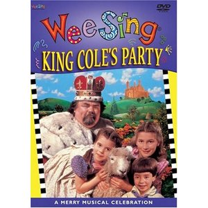 (中古品)Wee Sing King Cole's Party [DVD] [Import]