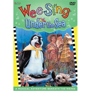 (中古品)Wee Sing Under the Sea [DVD] [Import]