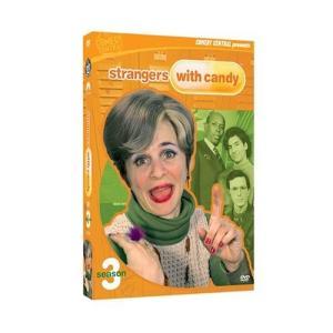 (中古品)Strangers With Candy: Season 3 [DVD] [Import]