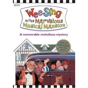 (中古品)Wee Sing in the Marvelous Musical Mansion [DV...