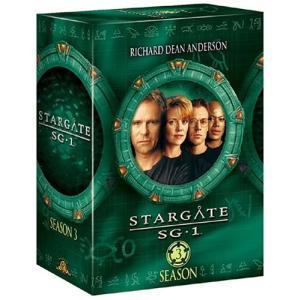 (中古品)スターゲイト SG-1 シーズン3 DVD The Complete Box I|ukshop