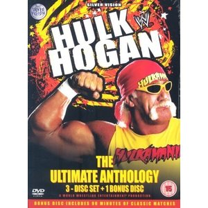 (中古品) Wwe - Hulk Hogan - the Ultimate Anthology [I...