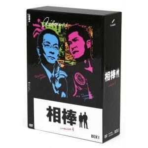 (中古品)相棒 season 4 DVD-BOX 1(5枚組)