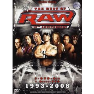 (中古品) Wwe/Best of Raw 15th a [DVD] [Import]  【メーカー...