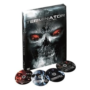 (中古動作品)ターミネーター DVDクアドリロジーBOX(4枚組) 【個数限定商品】|ukshop