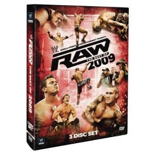 (中古品) Wwe Raw: 2009 Season [DVD] [Import]  【メーカー名】...