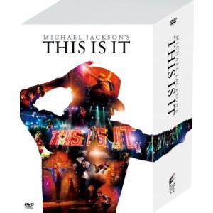 (中古品) マイケル・ジャクソン THIS IS IT メモリアル DVD BOX (完全限定10,...