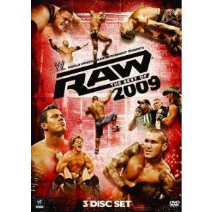 (中古品) WWE RAW ベスト・オブ・2009 [DVD]  【メーカー名】 東宝  【メーカー...