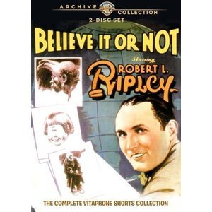 (中古品) Ripleys Believe It or Not [DVD] [Import]  【メ...