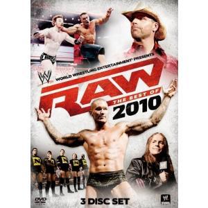 (中古品) WWE RAW ベスト・オブ・2010 [DVD]  【メーカー名】 東宝  【メーカー...