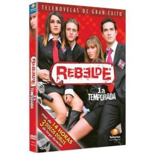 (中古品)Rebelde: Primera Temporada [DVD]