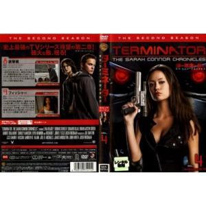 (中古品) ターミネーター・サラ・コナーseason2 4 [レンタル落ち] [DVD]  【メーカ...