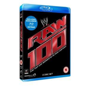 (中古品) WWE: RAW - Top 100 Moments  【メーカー名】   【メーカー型...