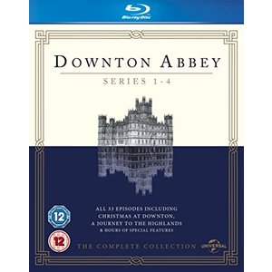 (中古品)Downton Abbey-Series 1-4 [Blu-ray] [Import]