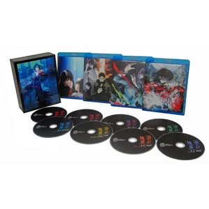 (中古品) 劇場版 「空の境界」Blu-ray Disc BOX(通常版)  【メーカー名】 アニプ...