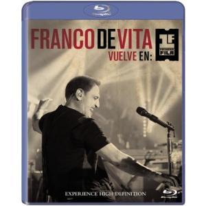 (中古品)Franco De Vita Vuelve En Primera Fila [Blu-ra...