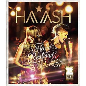 (中古品)Ha-Ash Primera Fila: Hecho Realidad [DVD]
