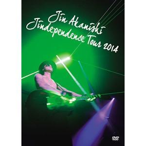 """(中古品) JIN AKANISHI """"JINDEPENDENCE"""" TOUR 2014 [DVD]..."""