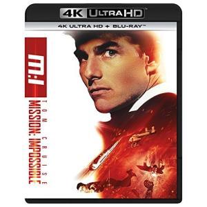 (中古動作品) ミッション:インポッシブル (4K ULTRA HD + Blu-rayセット) [...