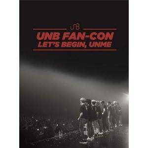 (中古品)2018 UNB FAN-CON [LET'S BEGIN, UNME] (2DVD+CD...