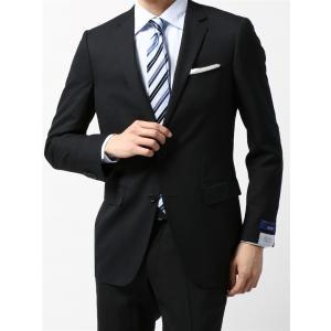 スーツ/メンズ/通年/ウォッシャブル/アドバンス 2つボタンスーツ チェック NR-04 ブラック×チャコールグレー|uktsc