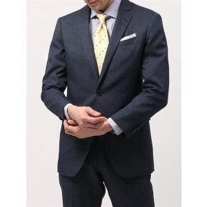 2パンツスーツ/メンズ/春夏/ツーパンツ・ウォッシャブル/FIT 2つボタンスーツ NR-05 ネイビー×ブルー|uktsc