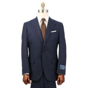 ビジネススーツ/メンズ/秋冬/3つボタンスーツ 無地 TR-16 ブルー|uktsc