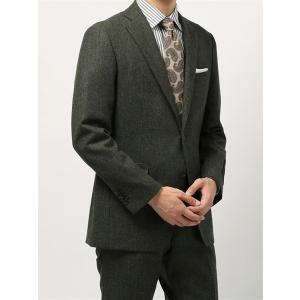 ビジネスジャケット/メンズ/秋冬/blazer's bank.com/ホームスパンジャケット/Fab...