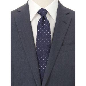 ネクタイ/レギュラータイ/メンズ/Daniel/シルクコットン ドット×織柄ネクタイ ピンク系|uktsc