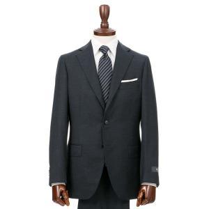 スーツ/メンズ/秋冬/HAND MADE/3つボタンスーツ 無地 TR-02 ネイビー|uktsc