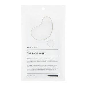 グッズ/メンズ/BULK HOMME/バルク オム ザ フェイスシート(ふきとり用化粧水) ホワイト