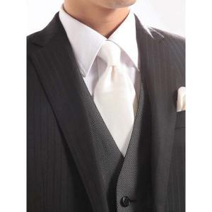 ネクタイ/ナロータイ/メンズ/シャドードット柄ネクタイ ホワイト|uktsc